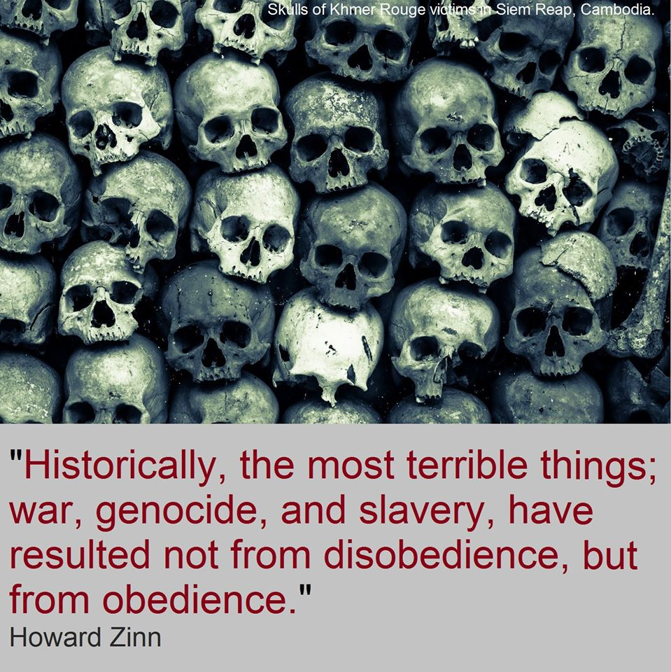 Pol Pot Quotes: OBEY! Part 2: A Conversation With A Jehovah's Witness